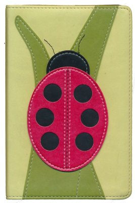 NIV Compact Kids Bible - LeatherSoft Ladybug
