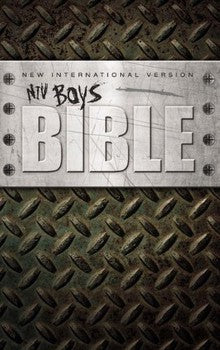 NIV Bible for Boys - Hardcover