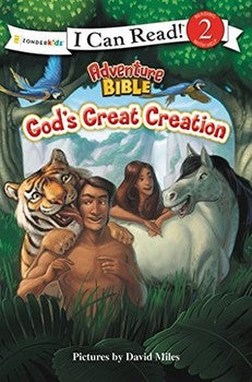 I Can Read!: God's Great Creation