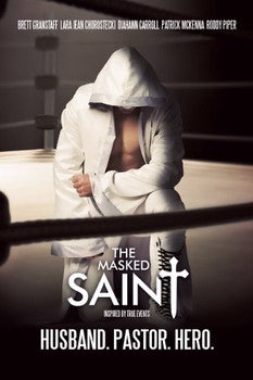 The Masked Saint DVD
