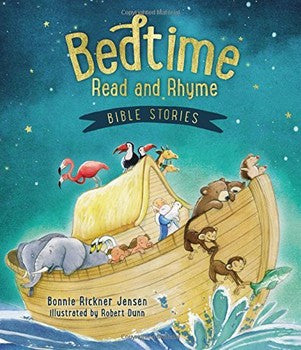 Bedtime Read and Rhyme Bible Stories