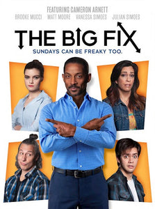 The Big Fix DVD