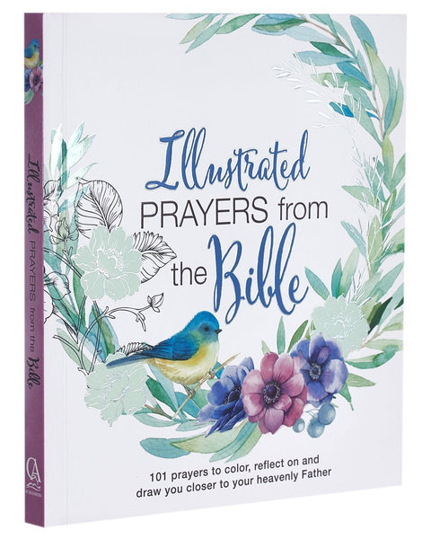 Illustrated Prayers from the Bible