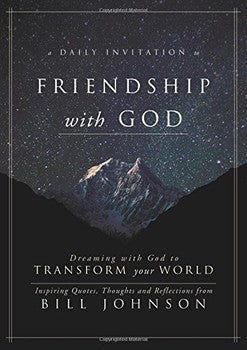 A Daily Invitation To Friendship With God (Hardcover)