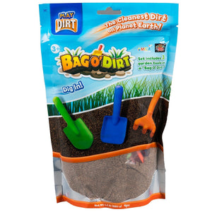 Bag O' Dirt Play Dirt Kit