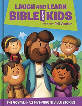 Laugh And Learn Bible for Kids (Hardcover)