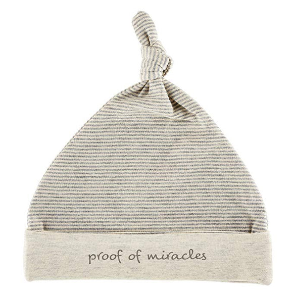 Knit Baby Hat - Proof of Miracles