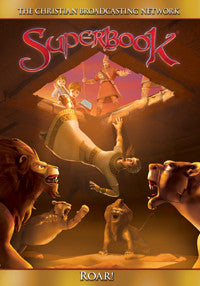 Superbook: Roar DVD