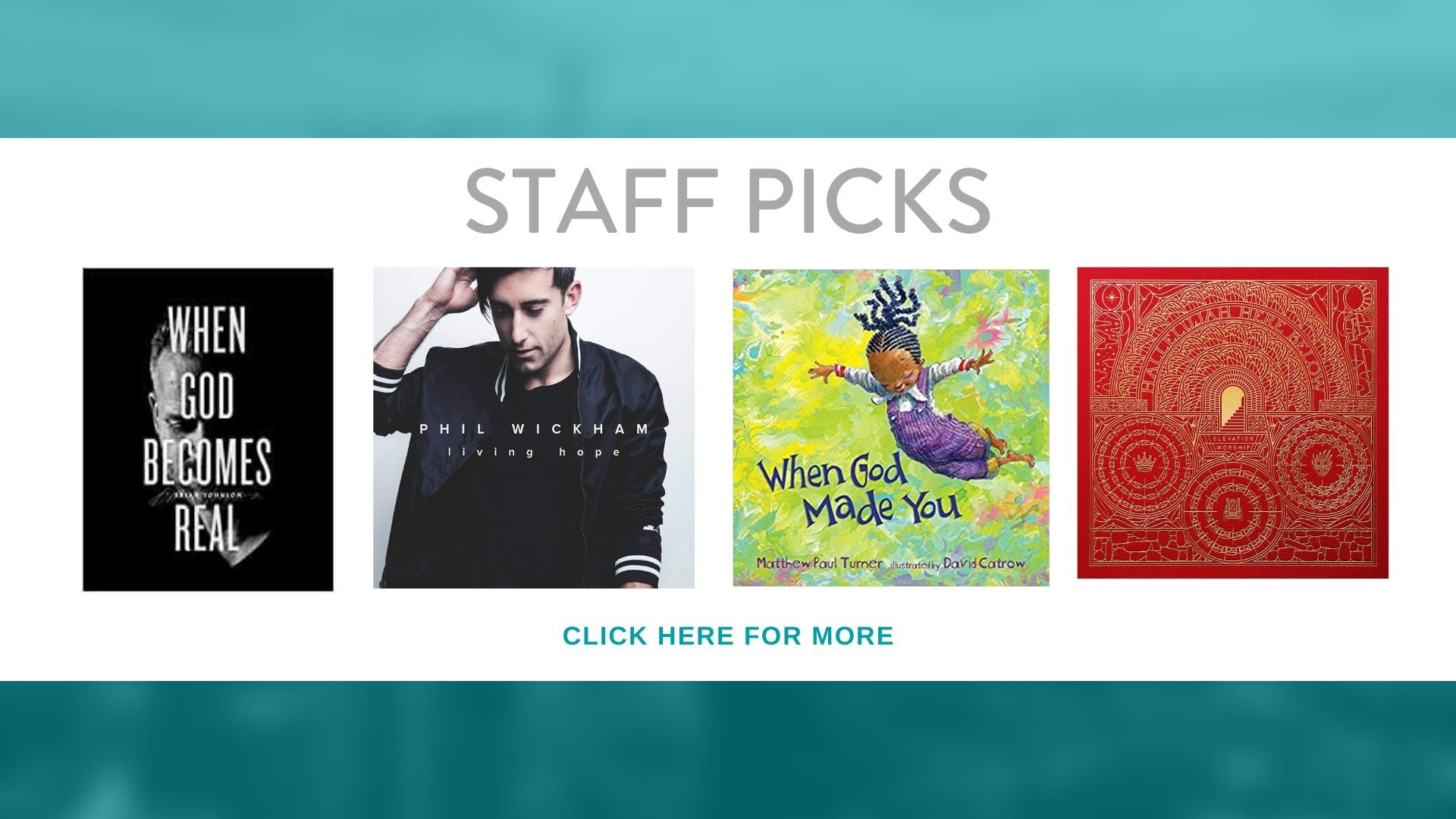 Staff Picks 2017
