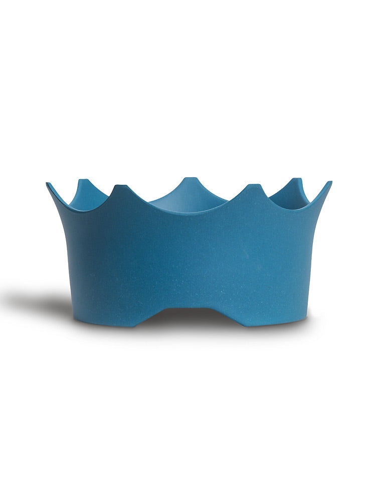 Crown Juwel Pet Bowl - Ocean Blue