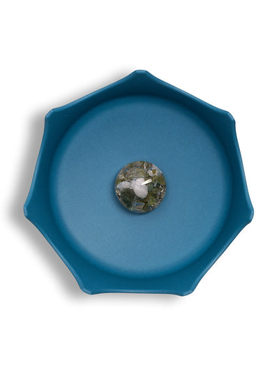 Crown Juwel Pet Bowl Ocean Blue