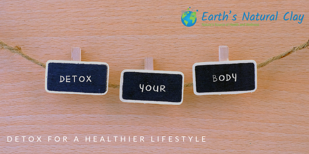 Detox for a Healthier Lifestyle