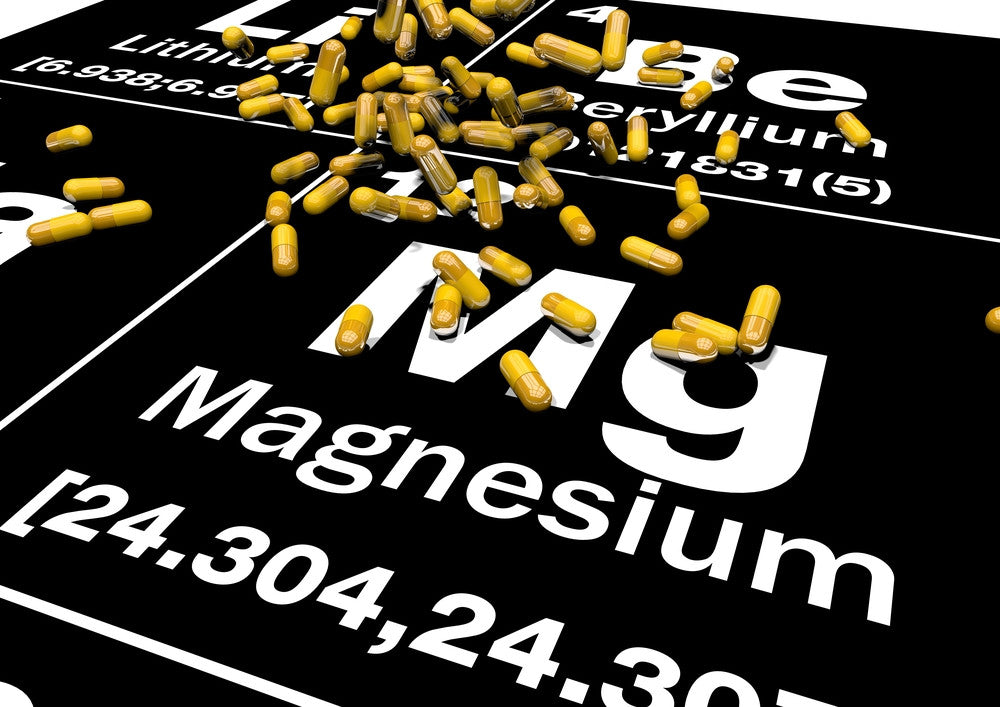 Common causes of magnesium deficiency