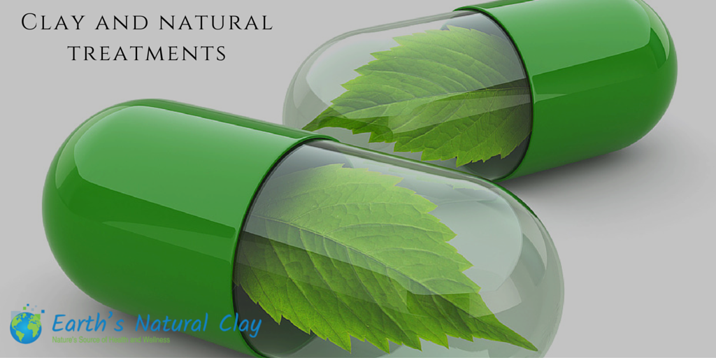 Clay and Natural Treatments