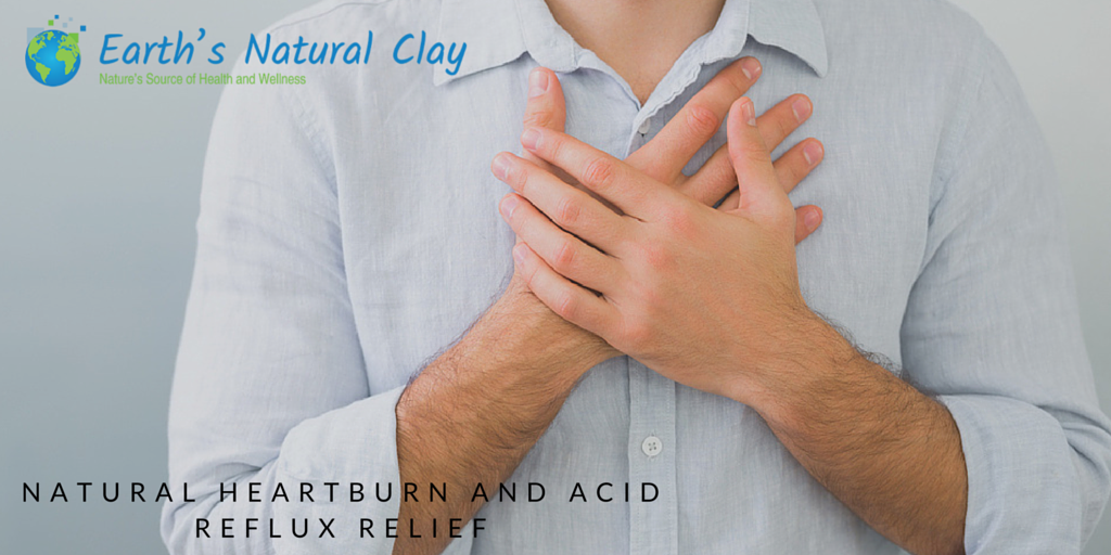 Natural Heartburn And Acid Reflux Relief