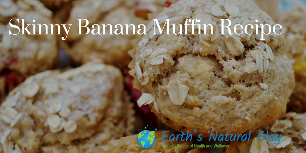 skinny banana muffin recipe