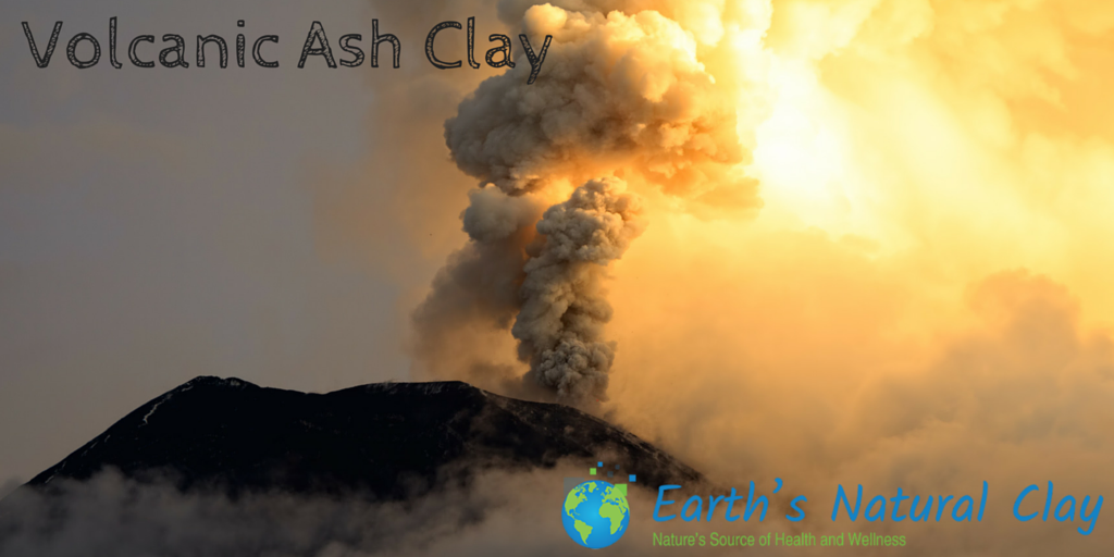 volcanic ash clay