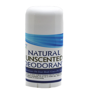 Natural Unscented Deodorant
