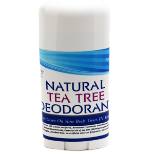 Natural Tea Tree Deodorant
