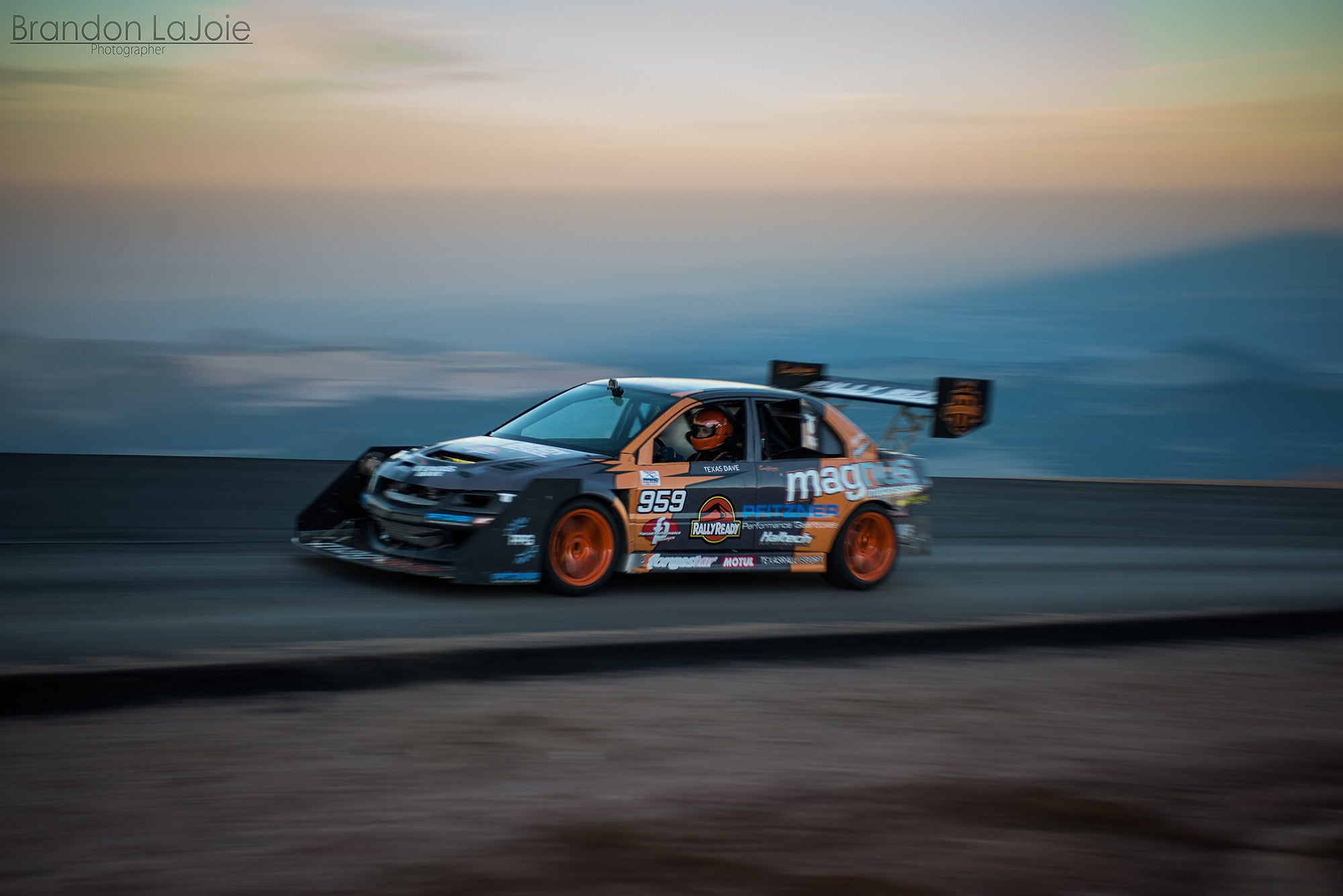 RALLY READY DRIVERS AT PPIHC 2014