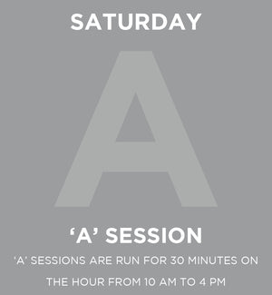 Saturday Member Day 'A' Session Pass