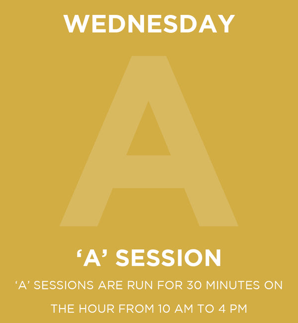 Wednesday Member Day 'A' Session Pass