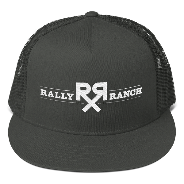 Rally Ranch Trucker Cap