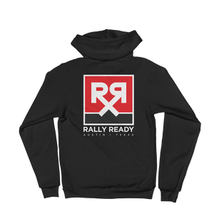Rally Ready Zip Hoodie sweater