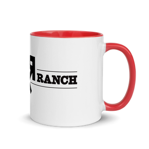 Rally Ranch Two-Tone Mug