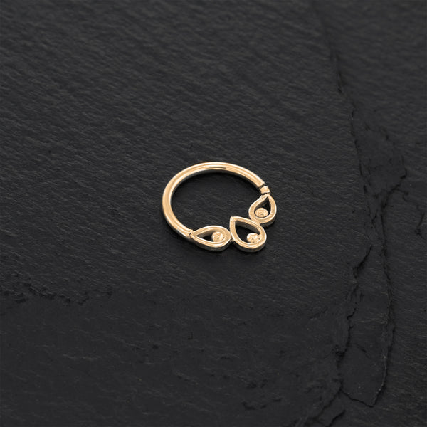 Sterling Silver Septum Ring
