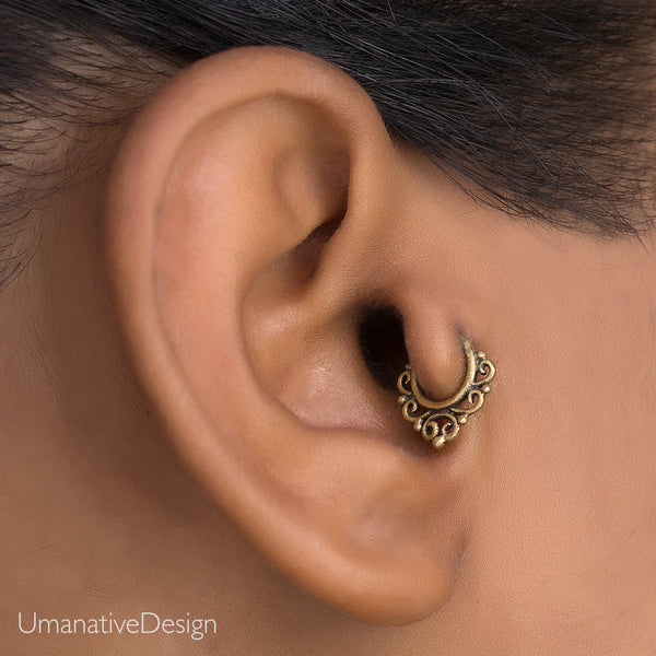 Tribal Tragus Earring