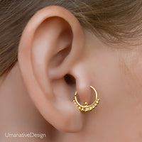 Indian Tragus Earring