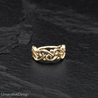 14k Solid Gold Indian Nose Ring