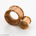 olive wood gauged
