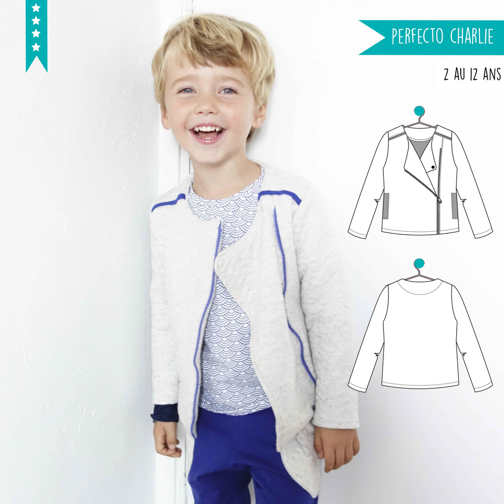 patron sweat perfecto enfant