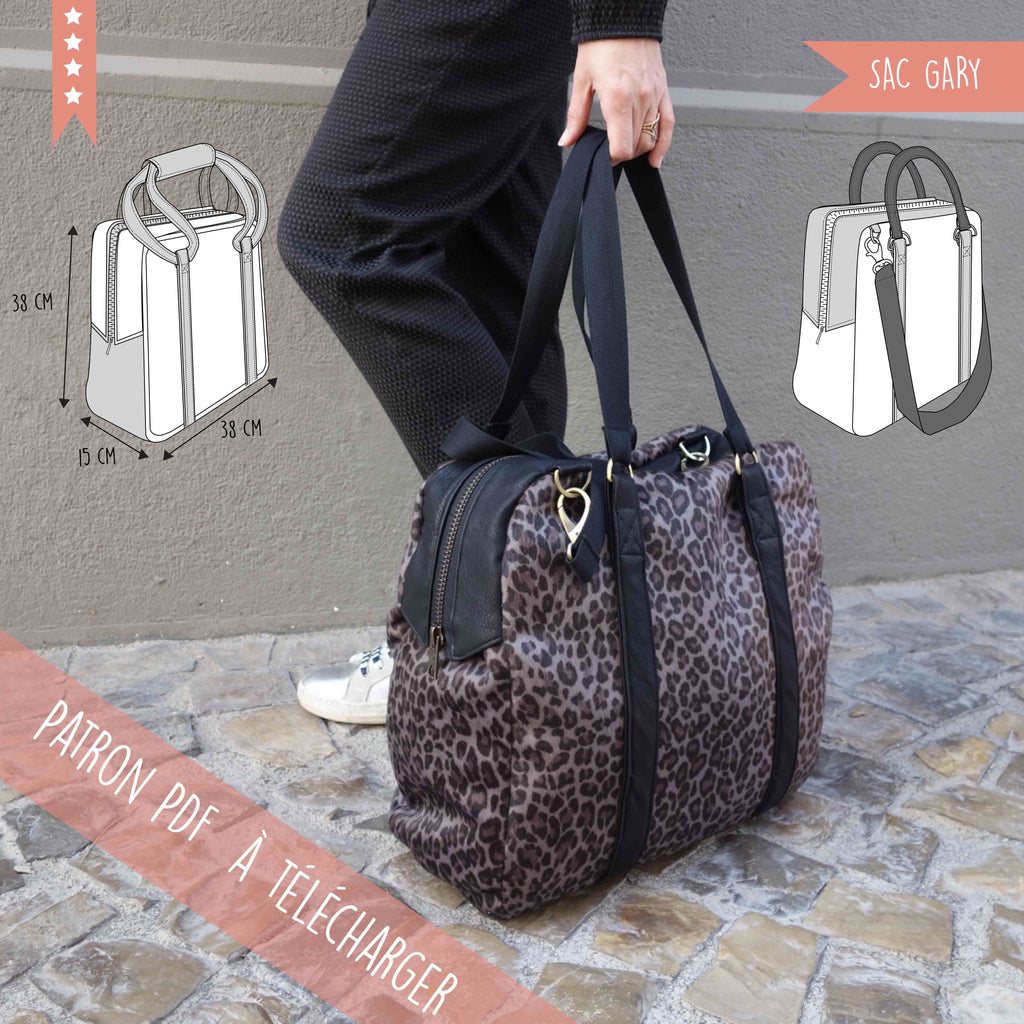 Patron Sac week-end Gary (PDF)