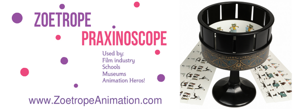 Zoetrope Animation Toy