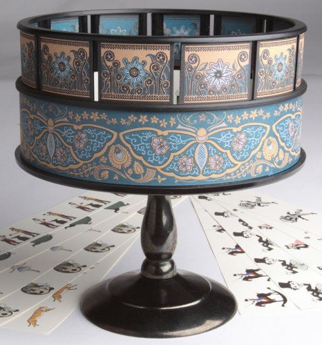 Zoetrope Animation Toy Classic