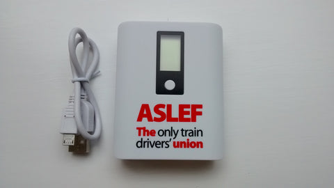 ASLEF Powerbank