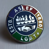 LGBT+ committee badge