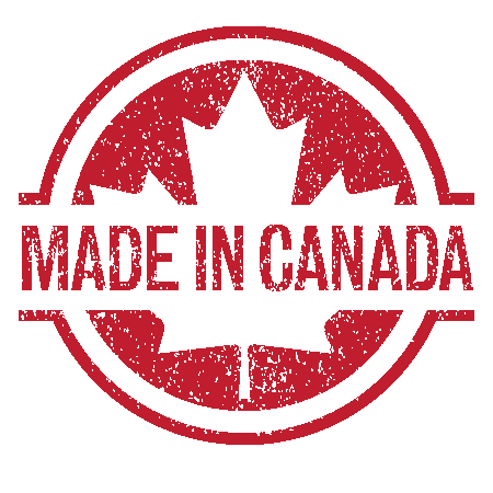 Proudly Made in Canada!