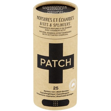 Patch Strips - Natural Adhesive Bandages