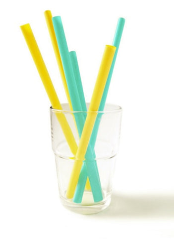 Gosili Reusable Family of Straws - 6 pack