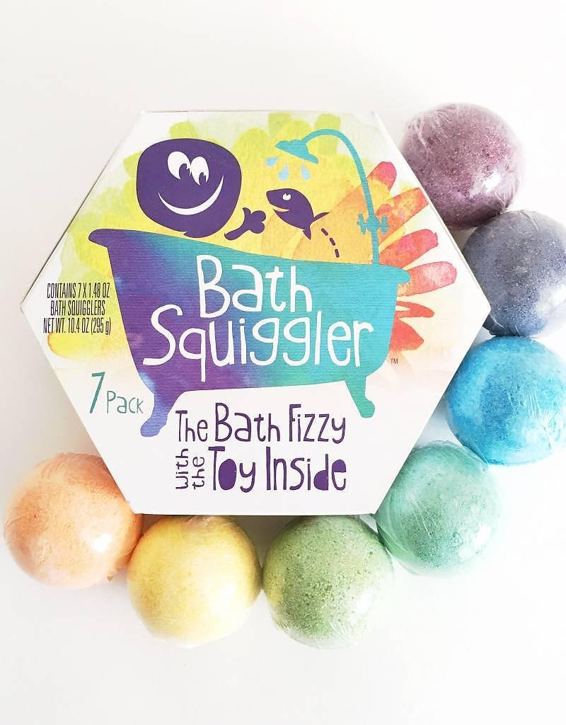Loot Bath Squigglers Gift Pack