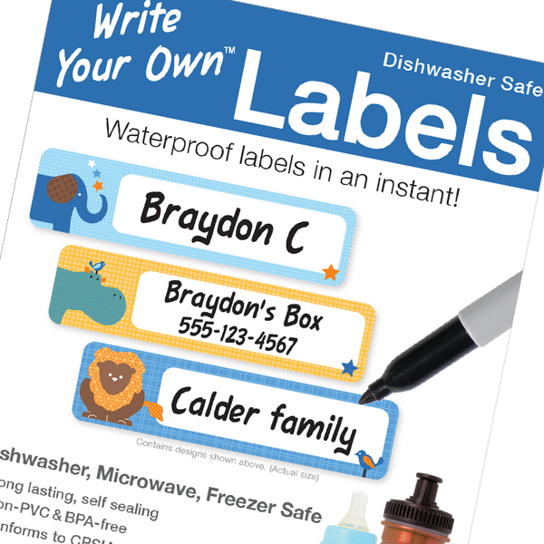 Emily Press Write Your Own Labels