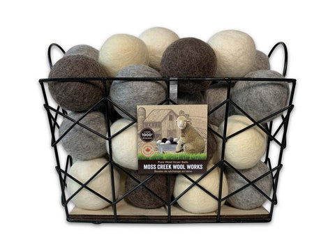 Moss Creek Wool Dryer Balls 🇨🇦