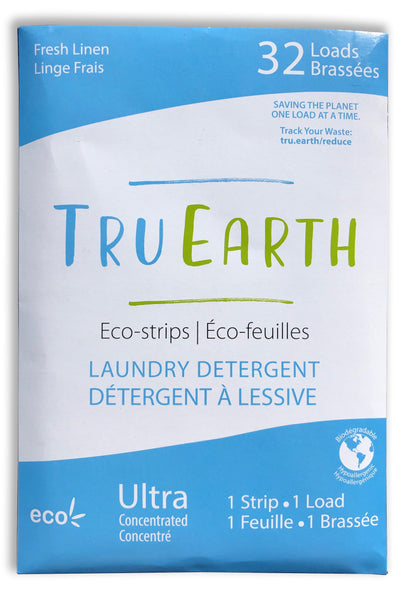 Tru Earth Eco-Strips Laundry Detergent 🇨🇦