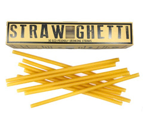 Straw-Ghetti Compostable Straw