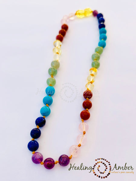 Rainbow Gemstone
