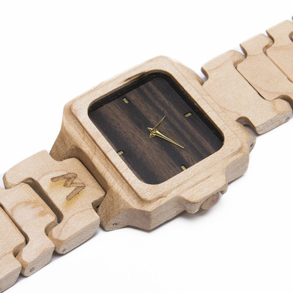 Sumba Maple Wooden Watch